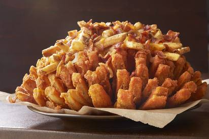 Bacon Bloomin Onion!