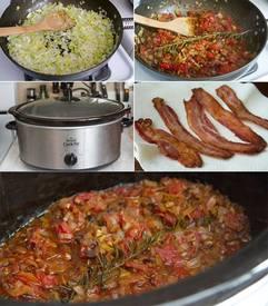 Tomato Bacon Chutney!