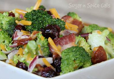 Bacon & Broccoli Summer Salad!