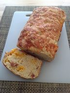Bacon Cheese Bread!