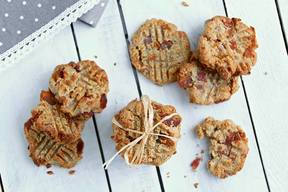 Bacon Onion Cookies!