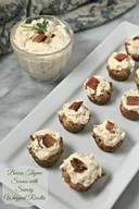 Bacon Thyme Scones W/ Whipped Ricotta!