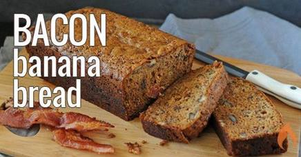 Bacon Banana Bread!