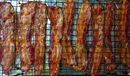 Sweet & Spicy Bacon!