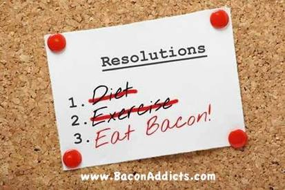 New Year's Resolution!