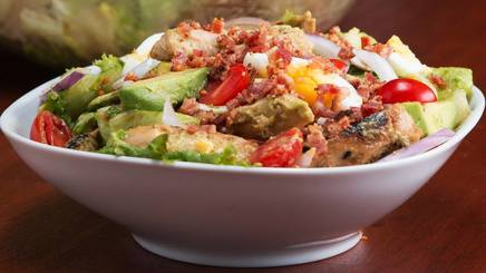 Chicken, Bacon & Avocado Salad!