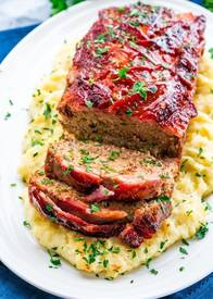 Bacon Wrapped Meatloaf!