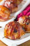 Bbq Bacon Wrapped Onion Bombs!