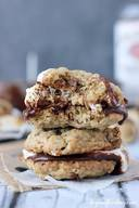 Bourbon Bacon S'more Cookies!
