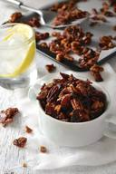 Candied Bacon & Nuts!