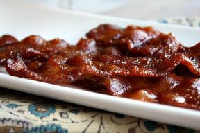 Ghost Peppered Candied Bacon!