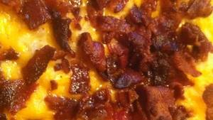 Twice Baked Potato W/ Bacon Casserole!