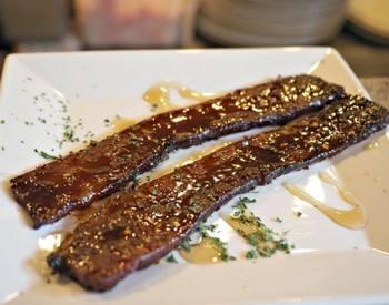 Millionaire's Bacon!