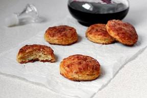 Bacon & Cheese Biscuits!