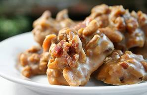 Buttermilk Bacon Pralines!