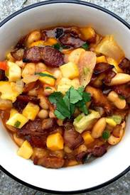 Bacon Pineapple Chili!