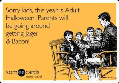 Adult Halloween Time!