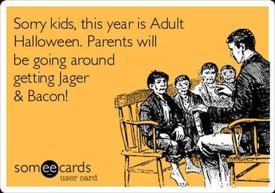 Adult Halloween Time!