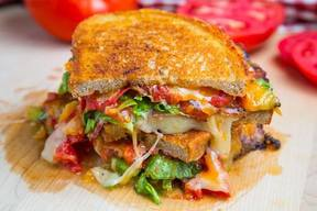Blt Grilled Cheese!