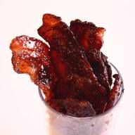 Gingerbread Candied Bacon!