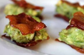 "Avocado Bacon ""sammies""!"