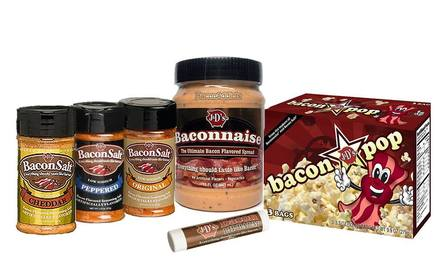 Ultimate Bacon Sampler!