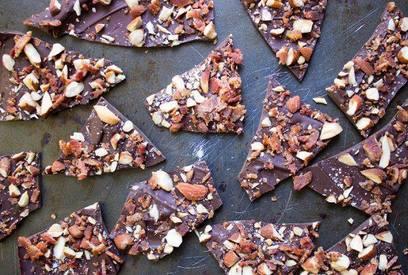 Chocolate Bacon Bark!