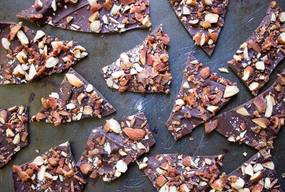 Chocolate Bacon Bark!