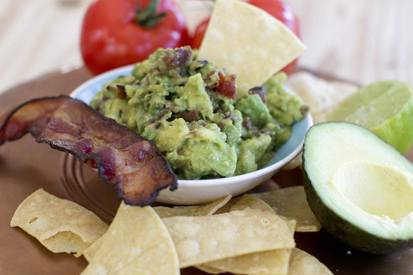 Maple Bacon Guacamole!