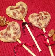 Maple Bacon Pecan Pops!