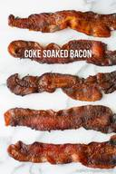 Coke Soaked Bacon!