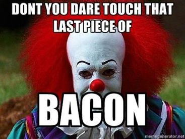 Take The Last Piece Of Bacon?