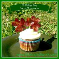 Bacon Shamrocks!