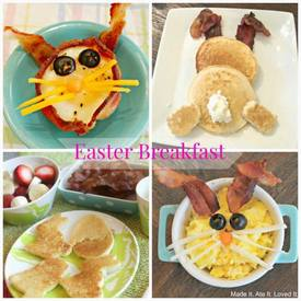Easter Breakfast!