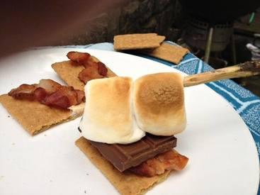 Bacon S'mores!