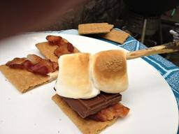 Bacon S'mores!