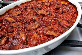 Bbq Bacon Baked Beans!