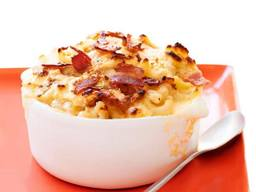 Cheddar Bacon Mac & Cheese!