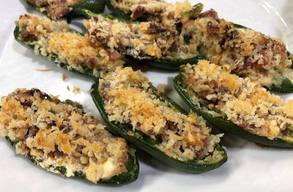 Jalapeno Bacon Boats!