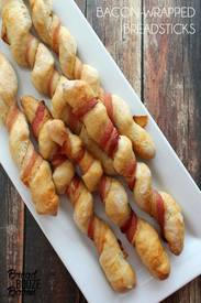 Bacon Breadsticks!