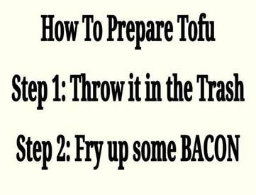 Got Tofu?