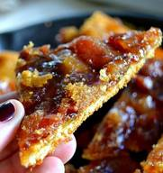 Maple Caramel Bacon Crack!