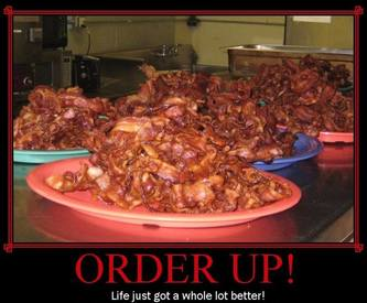 Piles Of Bacon!