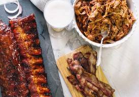 Bacon, Ribs & Bbq...oh My!