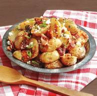 Potato Salad W/ Olives & Bacon!