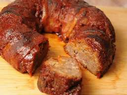Bundt Pan Bacon Meatloaf!