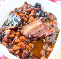 Bacon Brown Sugar Baked Beans!