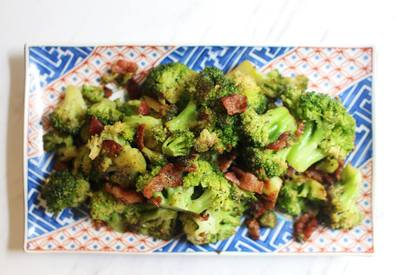 Bacon & Broccoli!
