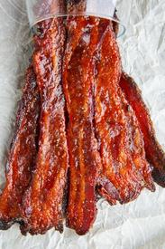 Maple Candied Bacon!