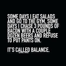 Life Balance!